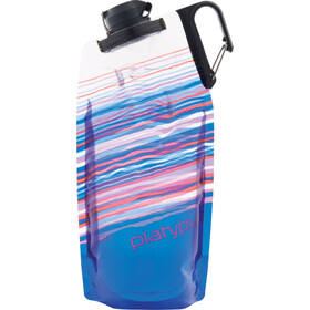 Platypus DuoLock SoftBottle 1000ml blue skyline